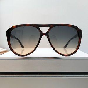 New Moschino MO768S03 Oversized Retro Sunglasses